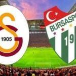G.Saray - Bursaspor maçının saati değişti