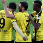 İstanbulspor ikinci yarıda coştu!
