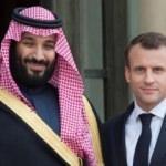 Macron: Bazı ziyaretleri askıya aldık