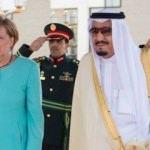 Merkel'in Kaşıkçı olayındaki sessizliğinin nedeni!