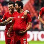 Sevilla - Akhisar maçında ilk 11'ler belli oldu