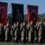 İzmir'de ve Manisa'da bedelli askerlik yapanlar terhis oldu