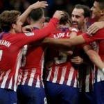 Atletico Madrid El Clasico'yu rahat izleyecek