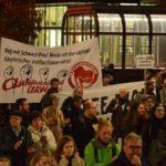 Avusturya hükümetine tepki: Binlerce kişi sokakta!