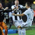 Juventus Ronaldo ile geri döndü!