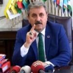 Mustafa Destici'den 'yumruk' iddiasına yanıt