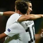 Ronaldo'lu Juve'yi Manchester'da Dybala uçurdu