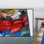 33 çuval içinde bulundu: Hepsi denize bırakıldı