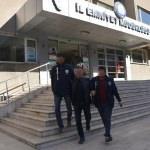 Uşak'ta kundaklama iddiası