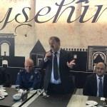Beyşehir'de istişare toplantısı