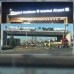 3. Havalimanı'nın tabelası takıldı!