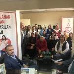 AK Parti Kadın Kolları Teşkilatı'ndan kan bağışı