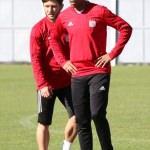 Demir Grup Sivasspor'da Atiker Konyaspor mesaisi