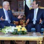 Sisi ve Abbas Filistin meselesini görüştü!