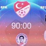 Başakşehir 1-0'a abone oldu