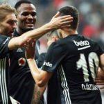 Beşiktaş'ın Genk kadrosunda 3 eksik!