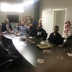 Tekirdağ İl Emniyet Müdürü Aydın'dan ziyaret