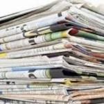 05 Kasım 2018 gazete manşetleri