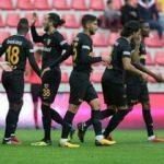 Kayserispor kupada yarım düzine gol attı!