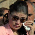 Sivas Valisi Gül'e duygusal uğurlama