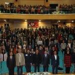 Erbaa'da gençlik, güvenli gelecek ve güvenli internet konferansı