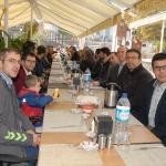 Konyalılar ve Karamanlılar kahvaltıda buluştu