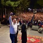 Fatma Turgut, Antalyalılarla buluştu