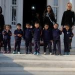 Anaokulu öğrencileri Atatürk Evi Müzesi'ni ziyaret etti