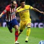 Atletico Madrid rövanşı aldı