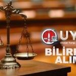 7 bin TL maaşla Bilirkişi alımı devam ediyor! E-devlet başvuru ekranı ve şartları