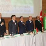"""""""Türkmenistan Büyük İpek Yolu'nun Kalbi Konferansı"""""""