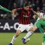 Betis kaçtı, Milan yakaladı