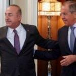 Çavuşoğlu ile Lavrov telefonda görüştü!