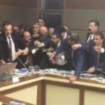 CHP-HDP-SP ittifakı! Devlet malına zarar verilirken gülen vekil