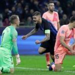 Messi'siz Barcelona'yı Icardi durdurdu!
