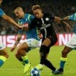 Napoli PSG'ye geçit vermedi