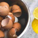 Yumurta kabuğu ve limon suyunu karıştırın! Faydası inanılmaz...