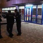 Adana'da marketten silahlı gasp iddiası