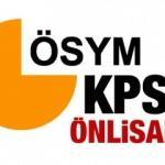 2018 KPSS önlisans sonuç tarihi ÖSYM tarafından açıklandı!