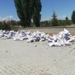 Beyşehir'de bin 349 aileye yakacak yardımı