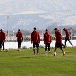 Sivasspor'da Çaykur Rizespor mesaisi