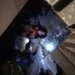 Balıkesir'de asansör boşluğuna düşen kadın yaralandı