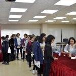 Yazar Ayla, Çukurca'da öğrencilerle buluştu