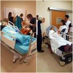 Kırklareli Devlet Hastanesinde tatbikat