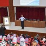 """NKÜ'de """"Tasavvuf Kültürü ve Medeniyetimiz"""" konferansı"""