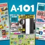 A101 17-23 Kasım aktüel kataloğu ürünleri! Televizyon ve cep telefonunda indirim