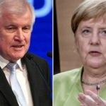 Almanya'da deprem etkisi yapan istifa!