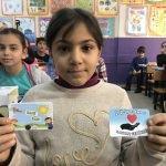 """Öğrenciler """"iyilik kart"""" ile iyiliğe teşvik ediliyor"""