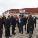 Kaymakam Mehmetbeyoğlu esnafı ziyaret etti