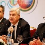 """""""Ege Ekonomik Forum"""" tanıtım toplantısı"""
